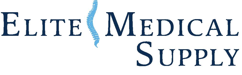 Elite [spine] Medical Supply logo TRN BKGND